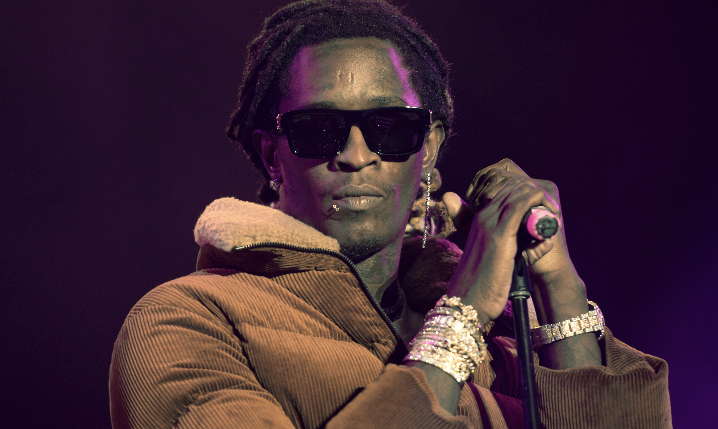 Rapper Young Thug Likes The Weed and Sex Combo
